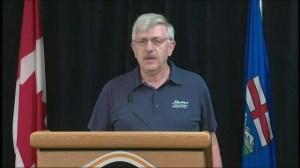 Alberta emergency management updates flood situation