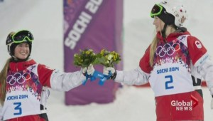 Canada gains three medals first day of Winter Olympics