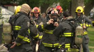 Firefighters fight overtime cuts