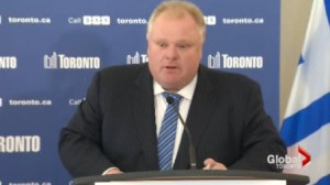"'We love you Jim, we'll miss you."" Rob Ford remembers Jim Flaherty"