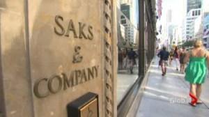 Hudsons Bay buys Saks for $2.9 billion