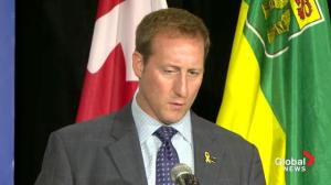 Minister MacKay on Sammy Yatim