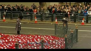 Raw video: Armistice Day commemorations held across Europe