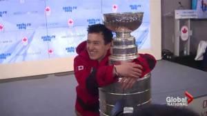 Stanley Cup arrives in Sochi