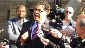 Extended: Nenshi press conference