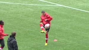 US player praises Canada's Sinclair ahead of Thursday's friendly