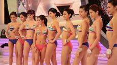 Chinese beauty queen pageant