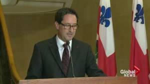Montreal mayor resigns