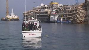 Memorial marks 2nd anniversary of Costa Concordia wreck