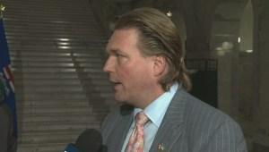 Thomas Lukaszuk on Redford resignation