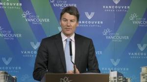 Raw: Vancouver mayor Gregor Robertson on Olympic pride