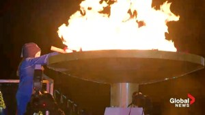 2014 Alberta Winter Games Opening Ceremonies