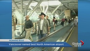 Vancouver has Canada's best airport