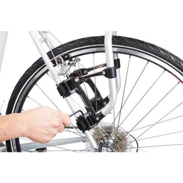 thule thule pack n pedal tour rack gepacktrager