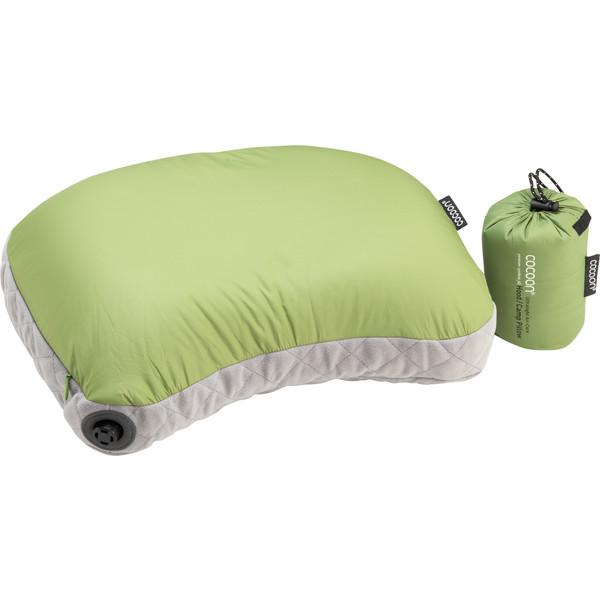 cocoon air core hood camp pillow ultralight kissen