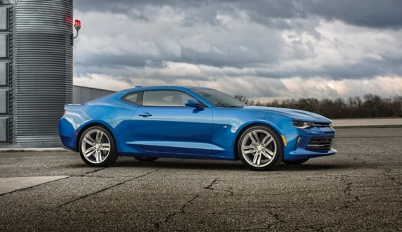 GM Leads Industry in J.D. Power APEAL Study Awards. 2016 Chevrolet Camaro improved 51 points to lead the competitive Midsize Sporty Car segment in the 2016 J.D. Power APEAL study.