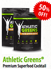 tim ferriss athletic greens