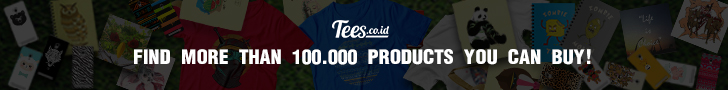The Jesselton Girl Shopping: Grab Limited Edition T-Shirt from Tees.co.id