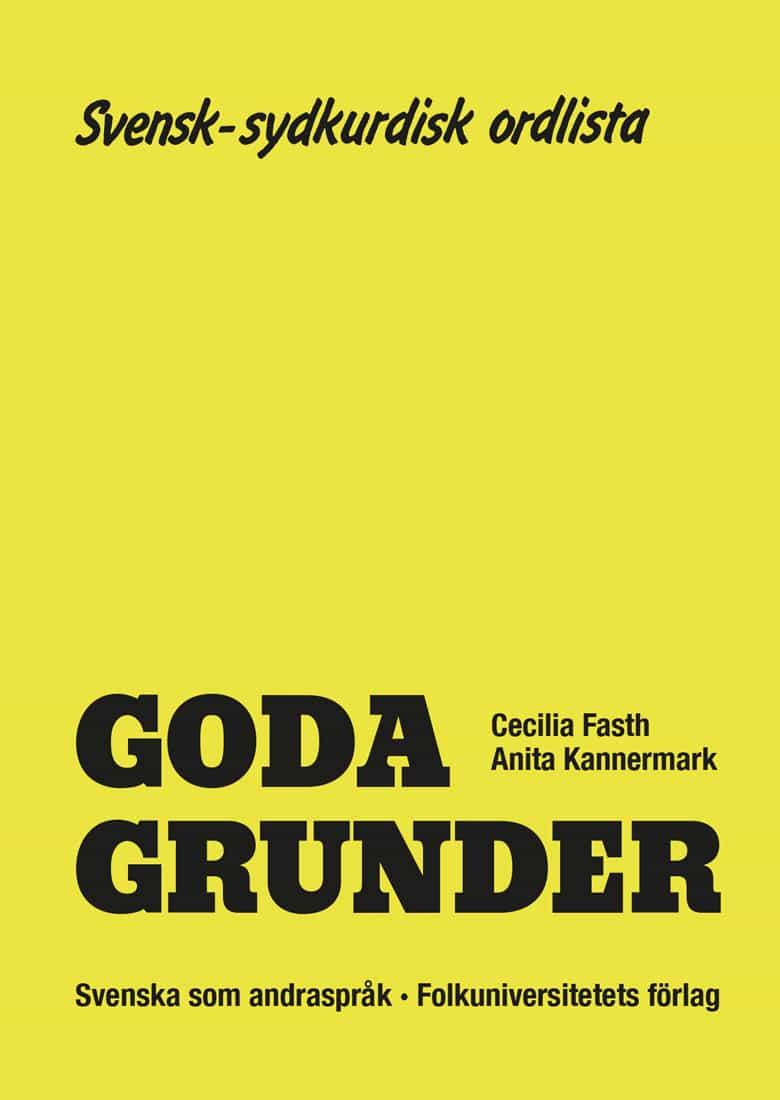Goda Grunder svensk-sydkurdisk ordlista