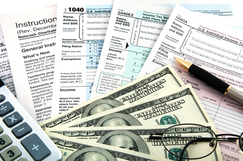 Keeping track of all the documents is a must ahead of tax season.