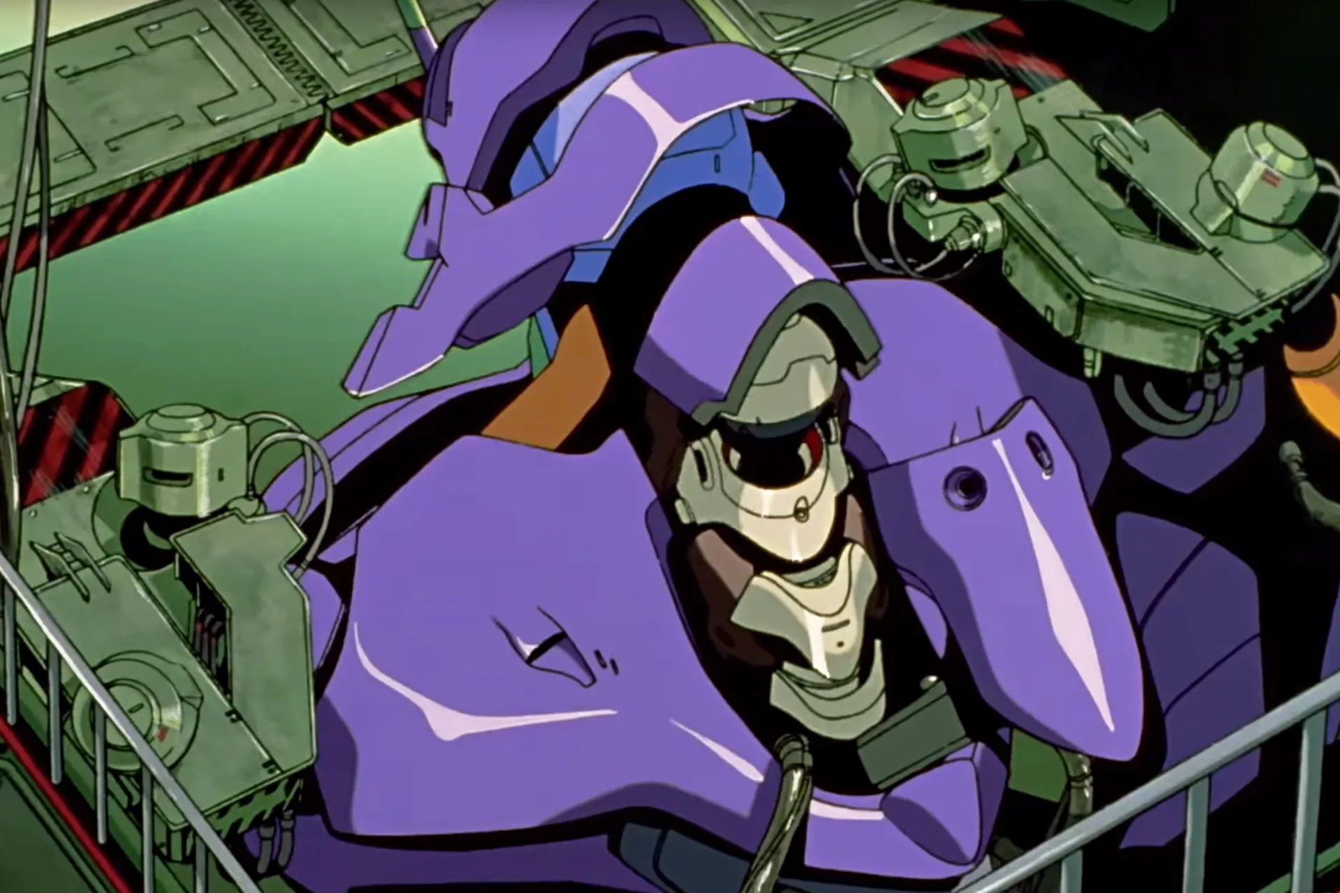 Eva Time Get In The Fucking Robot Shinji Know Your Meme