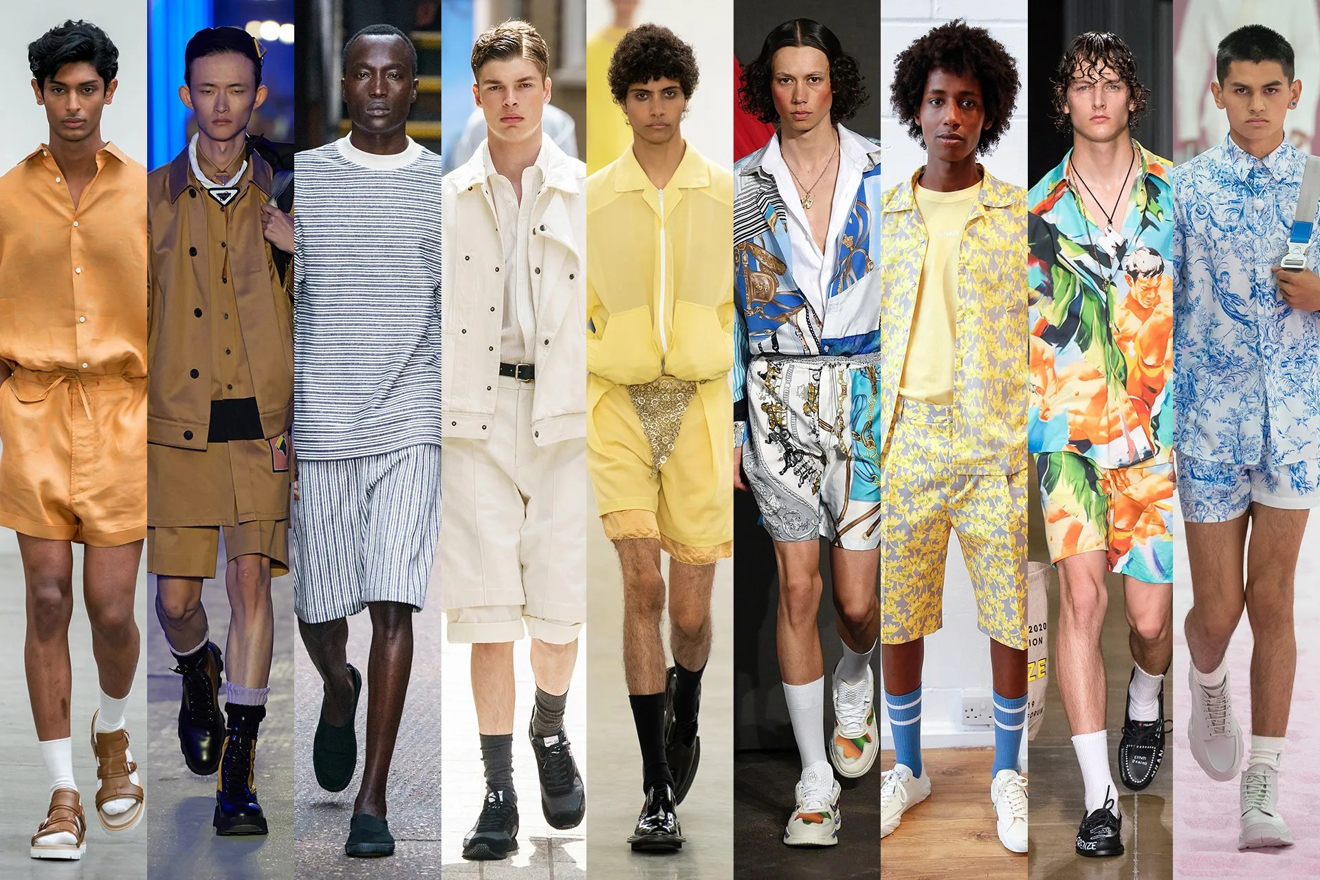 Spring Summer 2020 Trends For Men British Gq