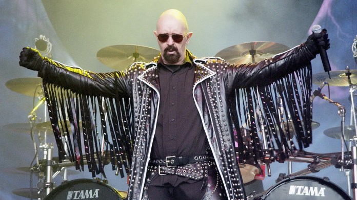 Rob Halford: 'I loved drinking and drugging… even though the end game was self-destruction'   British GQ