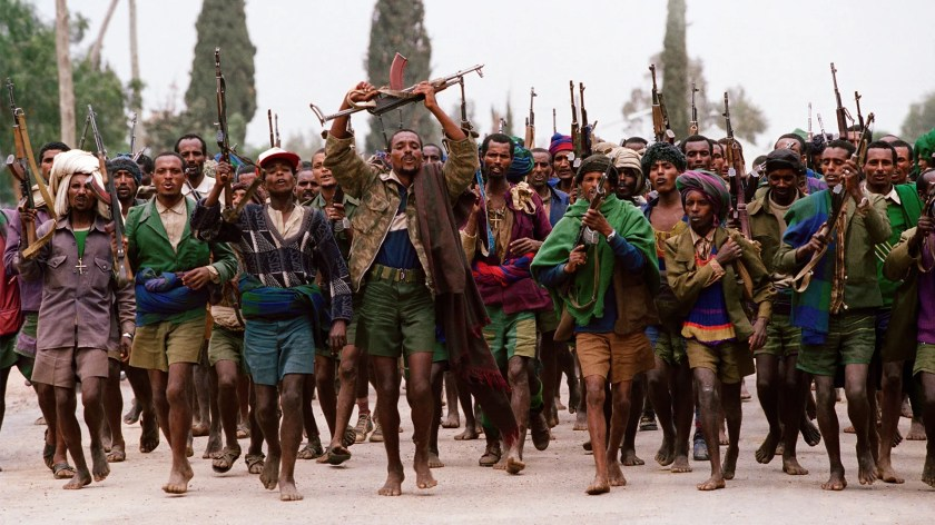 Image may contain Human Person Festival Crowd Tribe Joseph Musonda and Verse Simmonds
