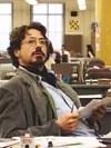 Robert Downey Jr. in Zodiac.