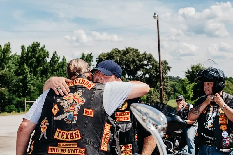 Hells Angels Motorcycle Club Texas