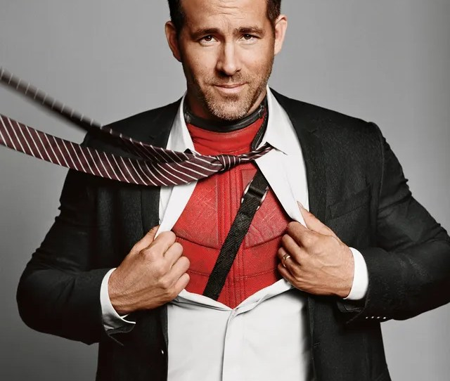 Ryan Reynolds On His Deadpool Obsession Meeting Blake Lively And His New Film Life