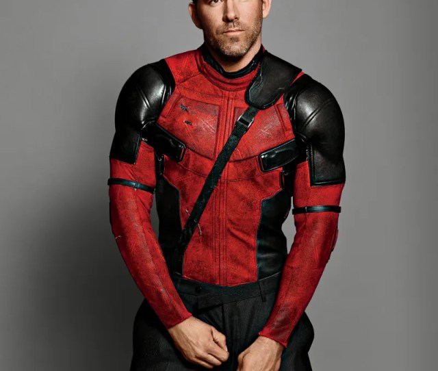 Ryan Reynolds On His Deadpool Obsession Meeting Blake Lively And His New Film Life Gq