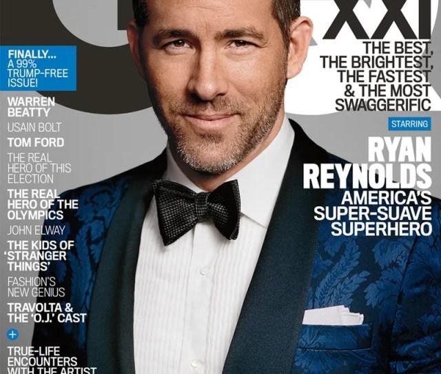 Pinterest Ryan Reynolds