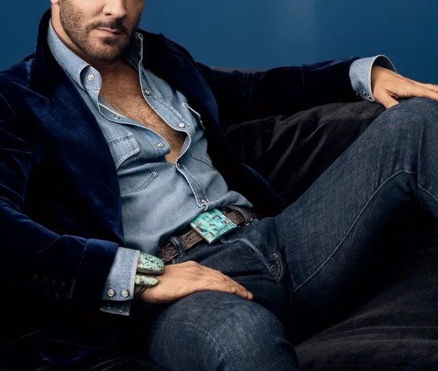 Tom Ford On Sex Death And Penetration