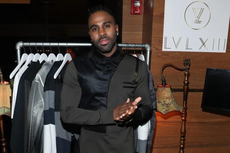 Jason Derulo And Antonio Brown Hold Dinner To Launch New Men's Fashion Line