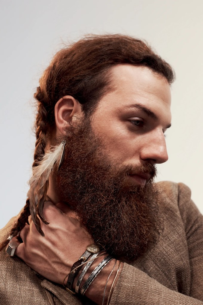 7 long hairstyles for men and how to nail them | gq