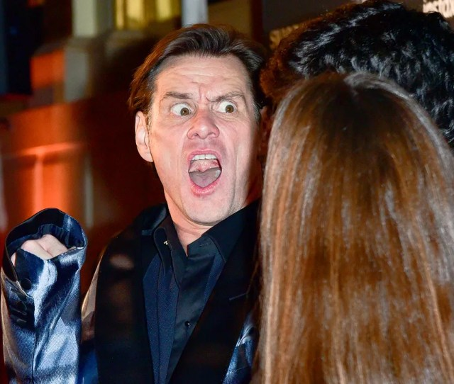 The Breakout Star Of New York Fashion Week Is Jim Carrey