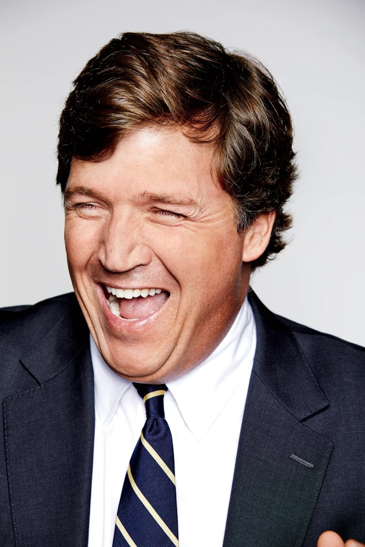 Tucker Carlson Is Sorry for Being Mean - GQ