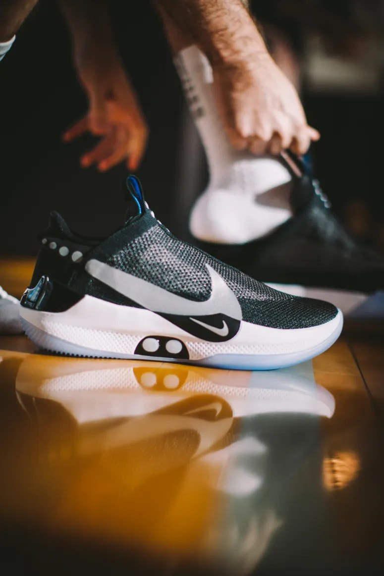 The Nike Hyperadapt BB Is Laceless Reasonably Priced and Sent Here Directly from the Future.