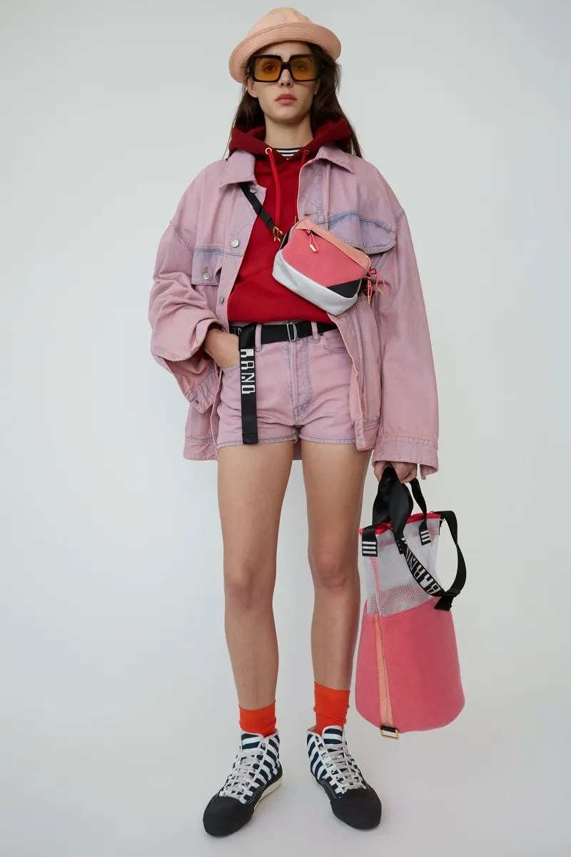 Acne Studios lookbook
