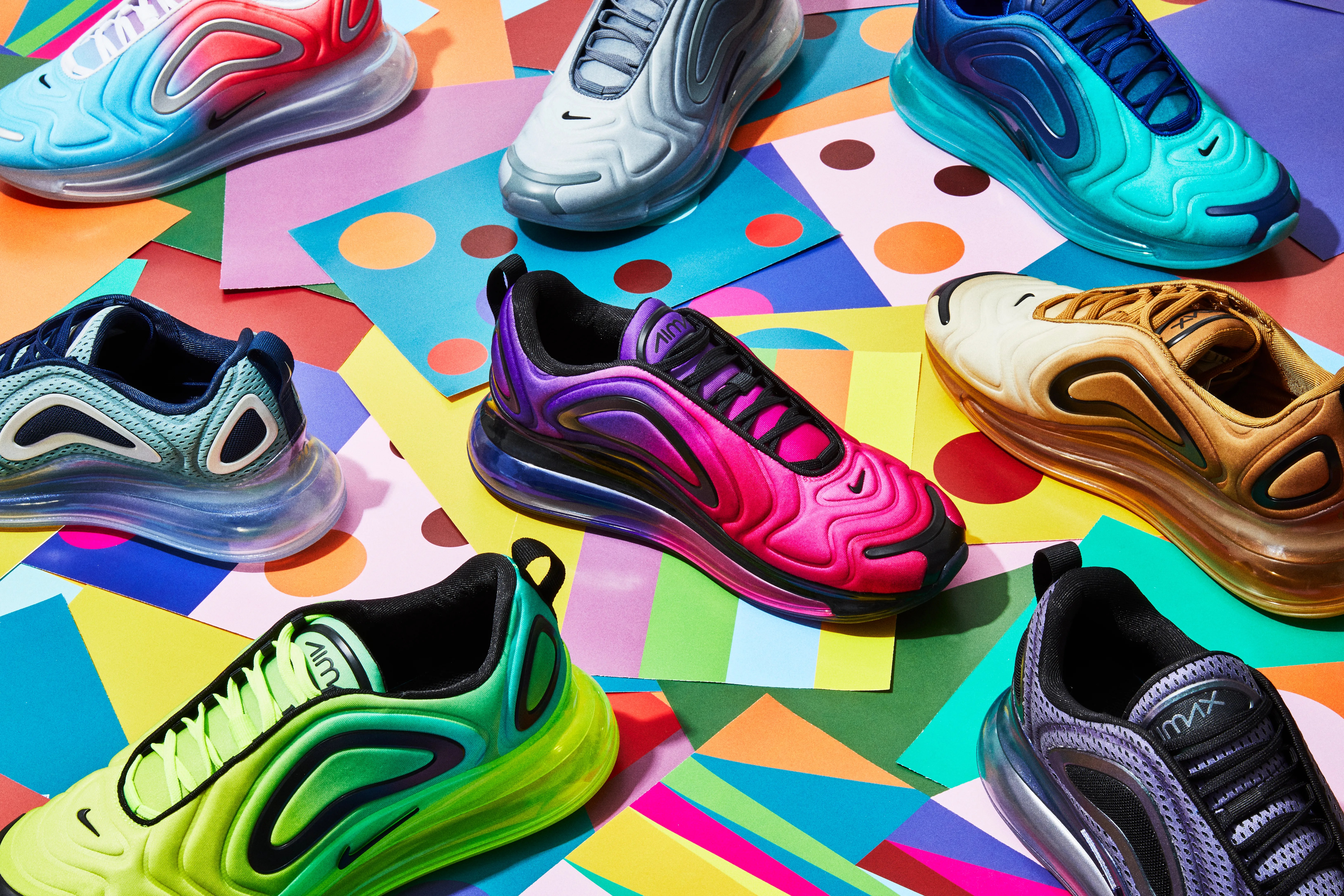 The Nike Air Max 720 Is the Irresistibly Bouncy Shoe of the