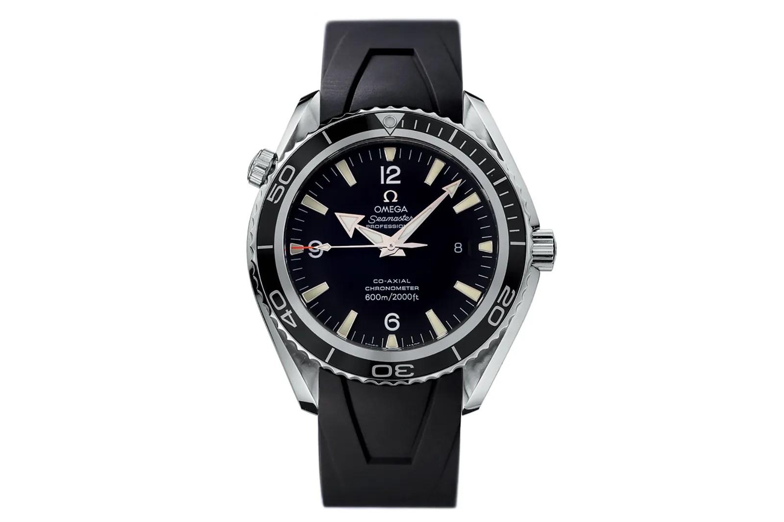 Inside James Bond's NextLevel Omega Seamaster Collection