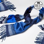21 Best Men S Scarves In 2020 Cashmere Wool Down And More Gq
