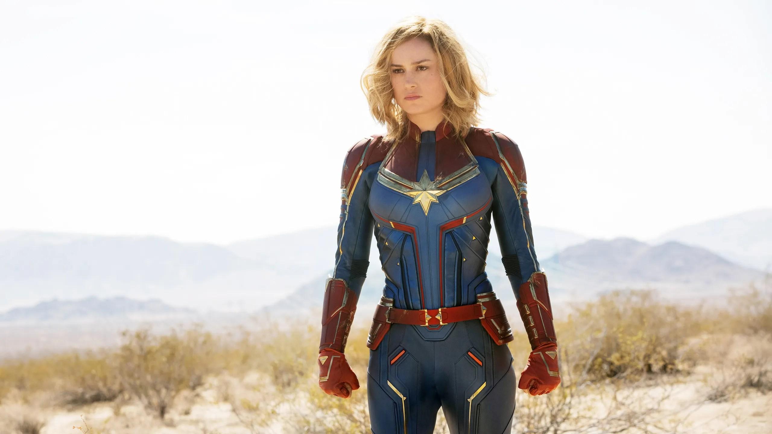 حيث يتناسب Captain Marvel 2 مع الجدول الزمني المستقبلي لـ MCU |  جي كيو
