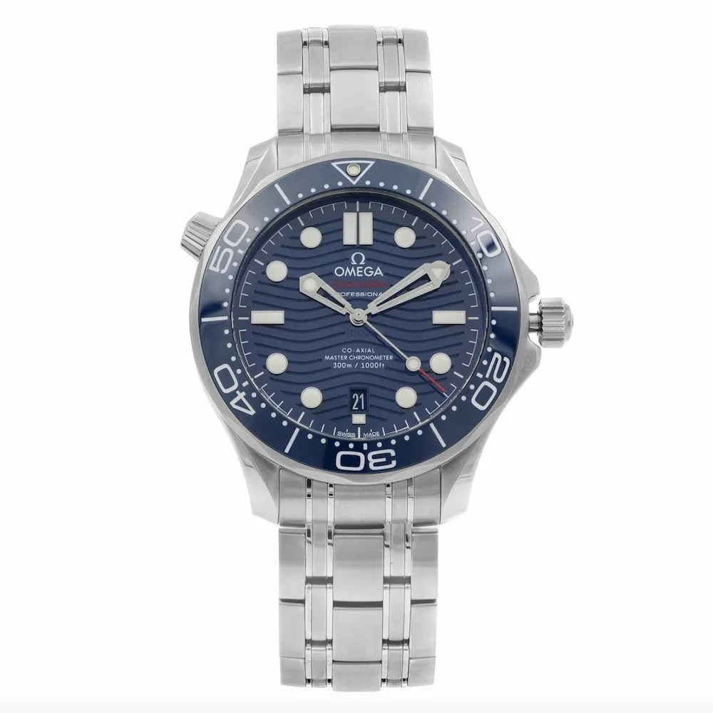 pPurchase the Omega Seamaster at a...