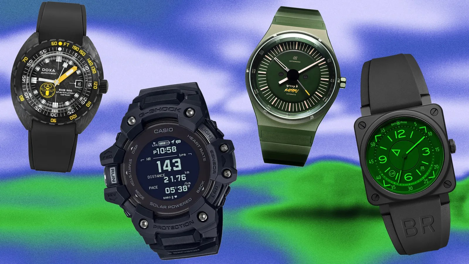 Photo of The coolest new watches to buy now