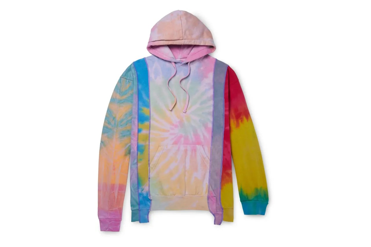 Image may contain: Clothing, Apparel, Sweater, Sweatshirt, Hood, Sleeve, and Hoodie
