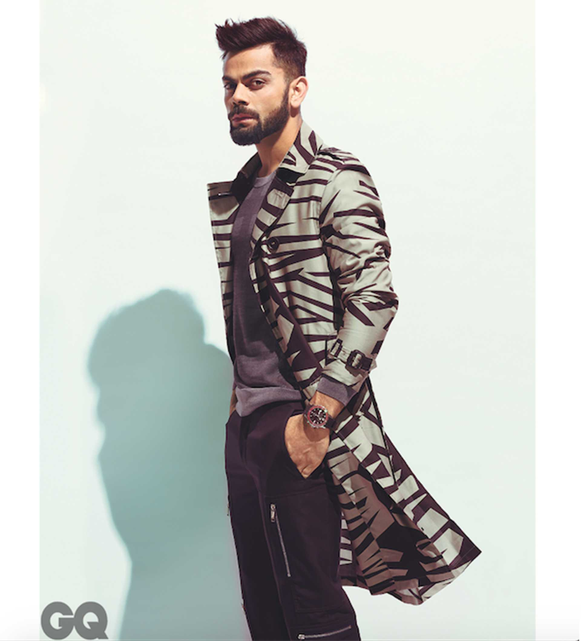 Cover Story Virat Kohli On What Scares Him The Most GQ