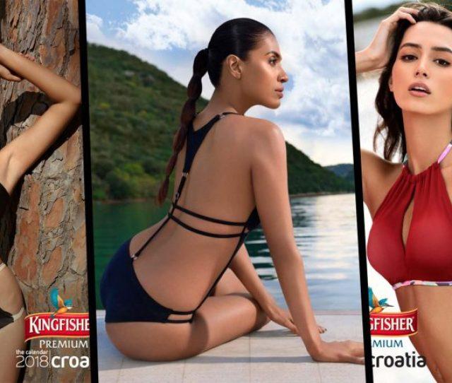 Kingfisher Calendar  Hot Photos From Croatia