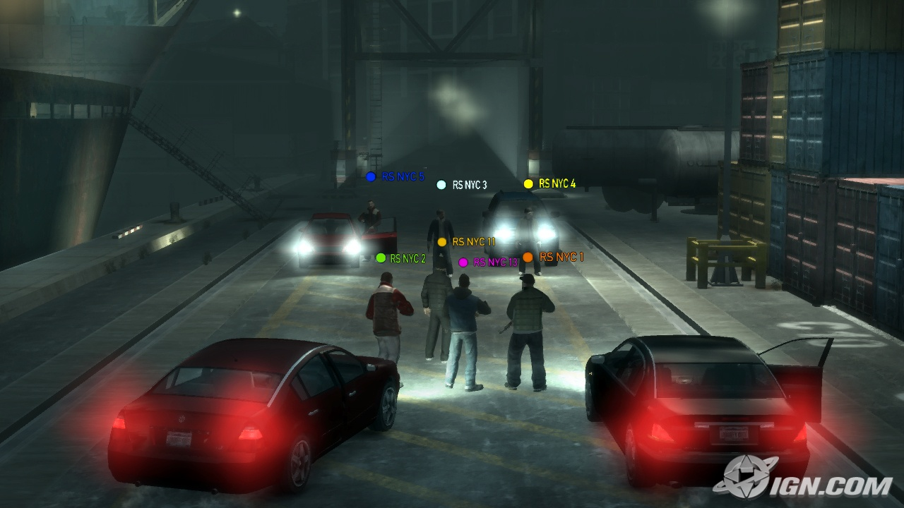 GRAND THEFT AUTO IV Screenshots Xbox 360 PS3 PC